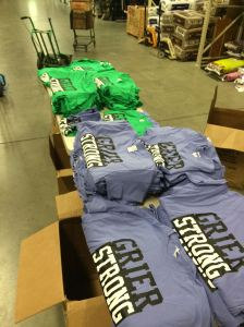 tshirts have arrived at Horses and Hounds